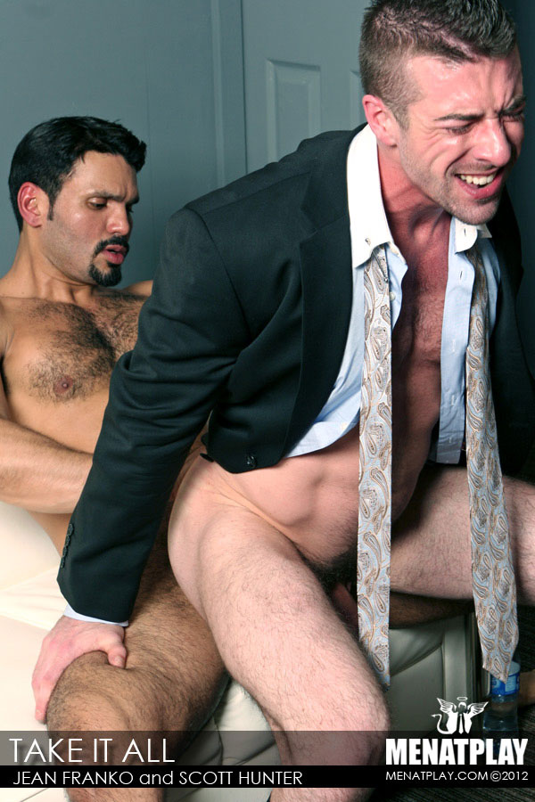 Scott Hunter stuffed by Jean Franko