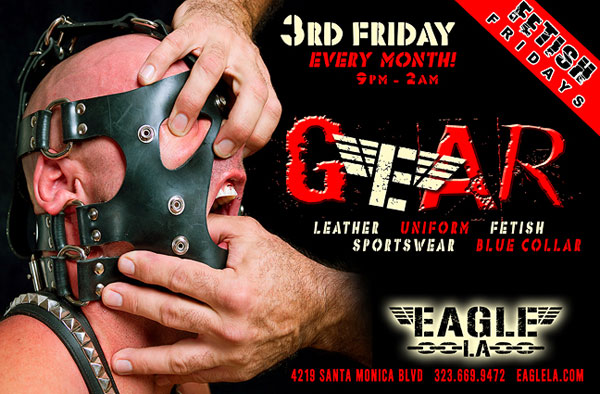 Gear at The Eagle LA: Friday April 20, 2012