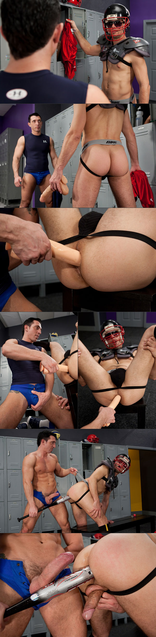 Ass play with Jimmy Durano and Jake Perry from Foul Play