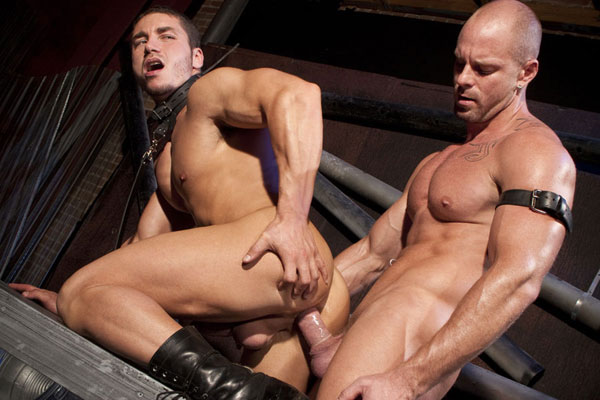 Marc Dylan fucked by Mitch Vaughn