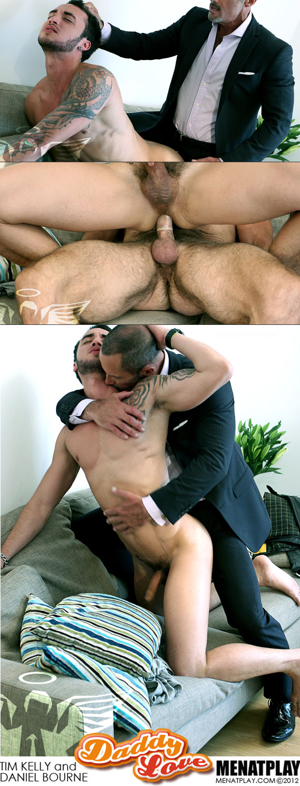 Men at Play's Daddy Love