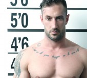 Video: straight stud beats his meat