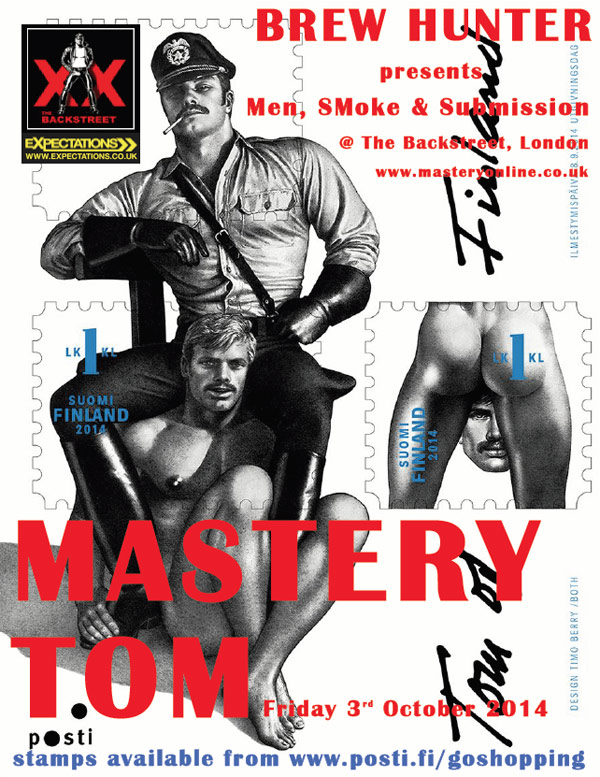 Mastery at The Backstreet: October 3, 2014