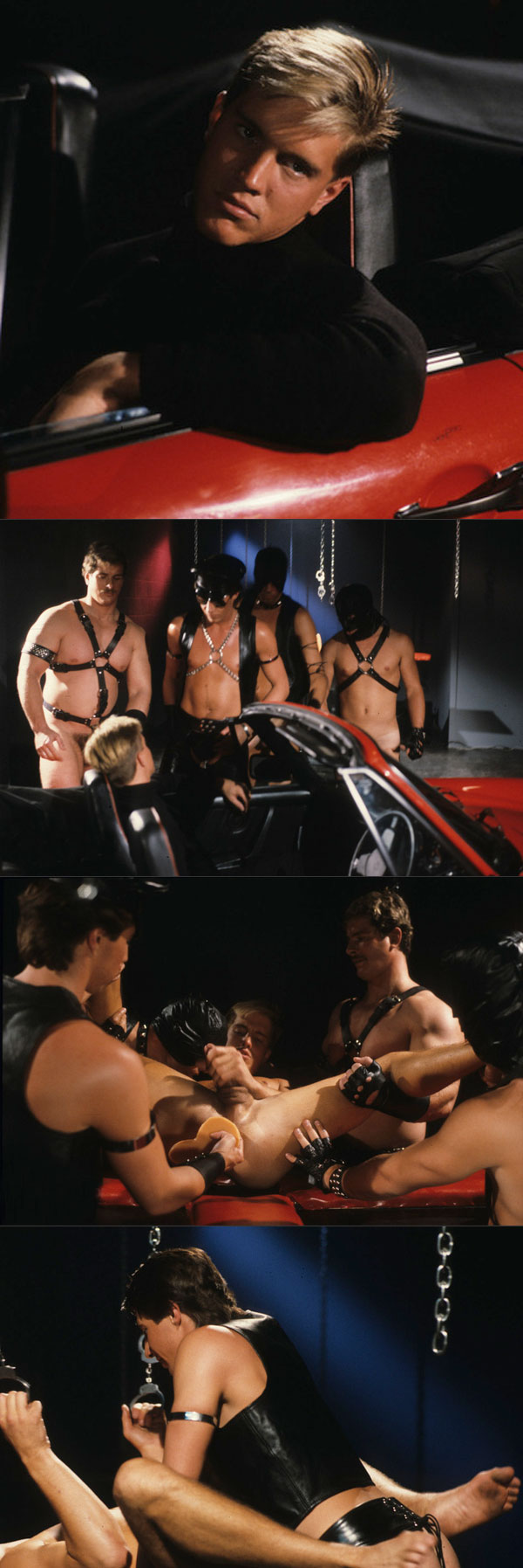 Kevin Williams gets gang banged in Hot Rods: Young & Hung 2